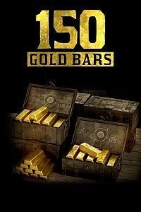 Red Dead Redemption 2, 150 Gold Bars, Xbox One ― Producto Digital Descargable