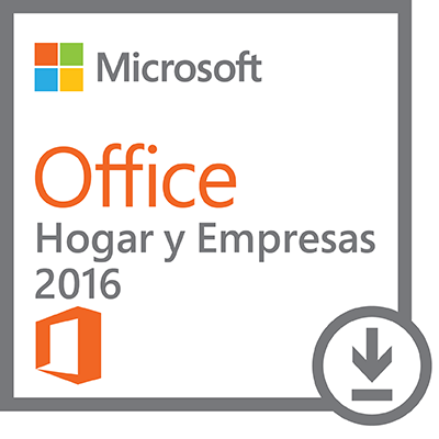 Microsoft Office Hogar y Empresas 2016, 32/64-bit, 1 PC, Plurilingüe, Windows ― Incluye de regalo Kaspersky Internet Security 2016 + Safe Kids ― Producto Digital Descargable