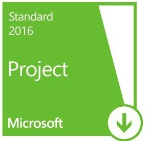 Microsoft Project Standard 2016, 1 PC, Plurilingüe, para Windows ― Producto Digital Descargable