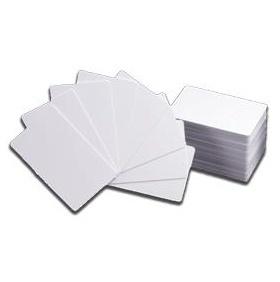 EasyWay Proximity Tarjeta sin Tecnologia, CR80, Blanco, Paquete de 100 Piezas