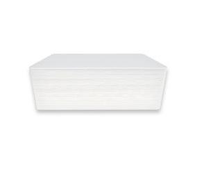 Mifare Tarjeta de Proximidad Activa, 8.6 x 5.4cm, Blanco, Paquete de 100 Piezas