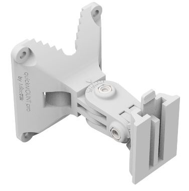 MikroTik Montaje quickMOUNT Pro para Access Point, hasta 1.5Kg, Blanco
