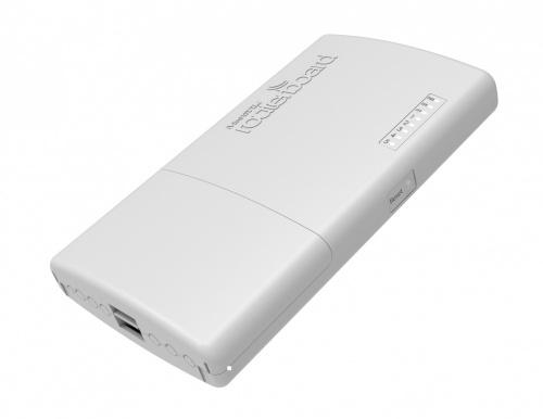 Router MikroTik Gigabit Ethernet PowerBox Pro, Alámbrico, 5x RJ-45
