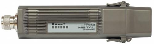 Access Point MikroTik Metal 2, 100 Mbit/s, Cliente Conecterizado de 2.4GHz, 1x RJ-45