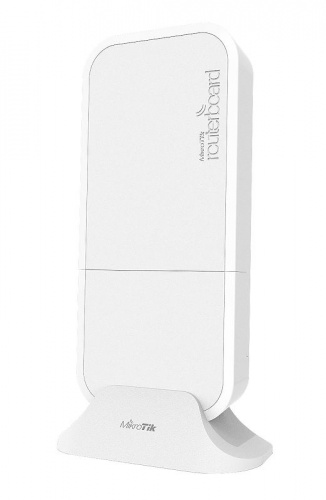 Access Point Mikrotik wAP 60G AP, 1000Mbit/s, 1x RJ-45, Blanco