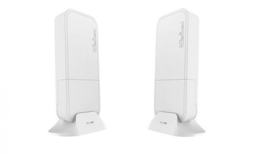 Access Point MikroTik RBWAPG-60ADKIT, 1000 Mbit/s, 1 Puerto, 60GHz, 2 Antenas Integradas