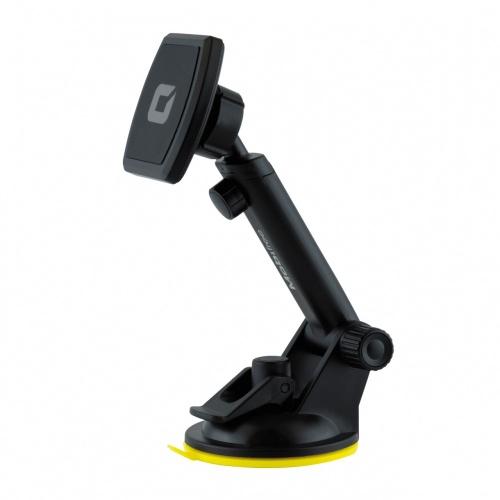 Mobifree Soporte Magnético con Ventosa MB-923248 para Smartphone, Negro
