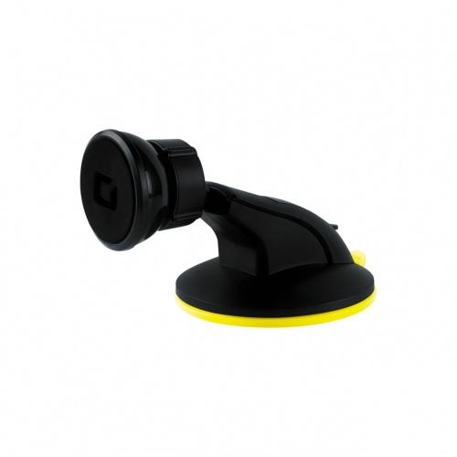 Mobifree Soporte Magnético con Ventosa MB-923255 para Smartphone, Negro