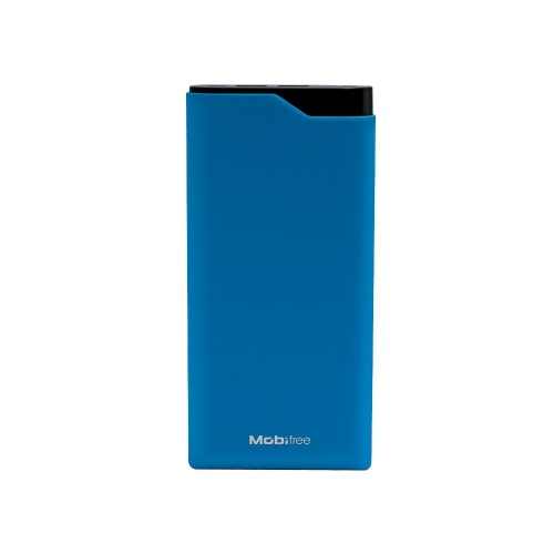 Cargador Portátil Mobifree Power Bank Powerfree, 10.000mAh, Azul