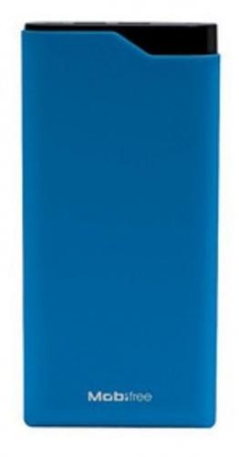 Cargador Portátil Mobifree Power Bank MB-923545, 16.000mAh, Azul