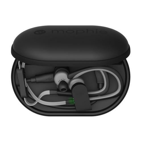 Mophie Bolsa con Batería para Audífonos, Micro-USB, 5V, 1400mAh
