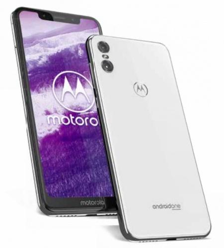 Smartphone Motorola Moto One 5.9'', 700 x 1520 Pixeles, 3G/4G, Android One, Blanco