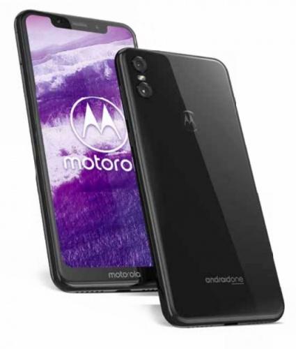 Smartphone Motorola Moto One 5.9'', 700 x 1520 Pixeles, 3G/4G, Android One, Negro
