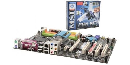 Tarjeta Madre MSI ATX P6N SLI-FI, S-775, NVIDIA nForce 650i SLI+430i, 8GB DDR2