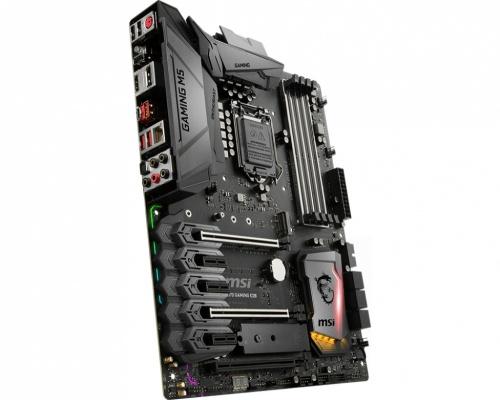 Tarjeta Madre MSI ATX Z370 GAMING M5, S-1151, Intel Z370, HDMI, 64GB DDR4 para Intel ― Compatibles solo para 8va Generación