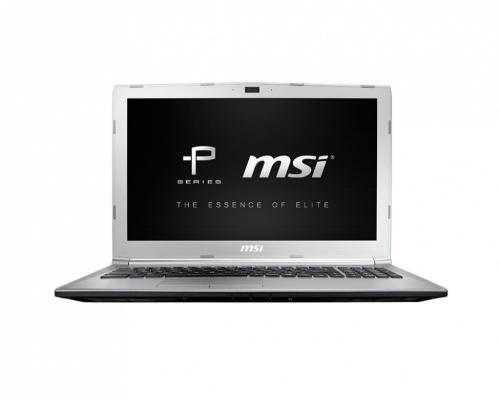Laptop MSI PL62 7RC-068UK 15.6'', Intel Core i5-7300HQ 2.50GHz, 8GB, 1TB, NVIDIA GeForce MX150, Windows 10 Home, Aluminio