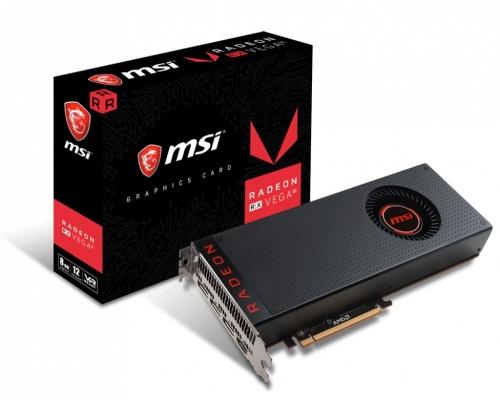 Tarjeta de Video MSI AMD Radeon RX Vega 56, 8GB 2048-bit, PCI Express x16