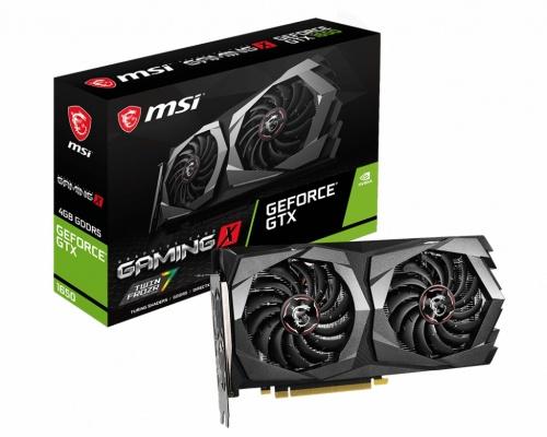 Tarjeta de Video MSI NVIDIA GeForce GTX 1650 GAMING X 4G, 4GB 128-bit GDDR5, PCI Express x16 3.0