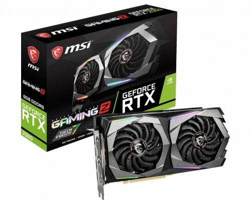 Tarjeta de Video MSI NVIDIA GeForce RTX 2060 Gaming Z, 6GB 192-bit GDDR6, PCI Express x16 3.0 ― ¡Compra y recibe un juego GRATIS! (a elegir entre Metro Exodus o Battlefield V o Anthem)