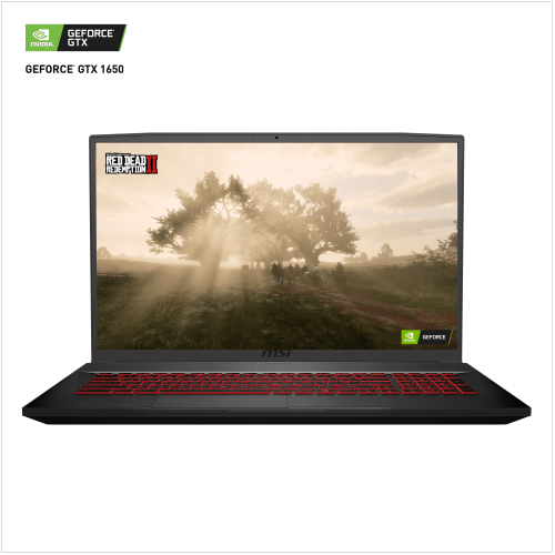 Laptop Gamer MSI GF75 9SC-484MX Thin 17.3
