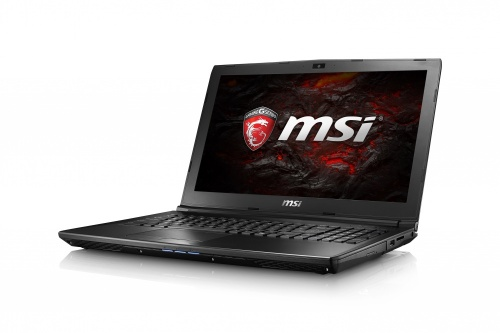 Laptop MSI GP62 7RD-269MX 15.6'', Intel Core i7-7700HQ 2.80GHz, 8GB, 1TB, NVIDIA GeForce GTX 1050, Windows 10 Home 64-bit, Negro