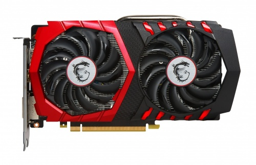 Tarjeta de Video MSI NVIDIA GeForce GTX 1050 Ti Gaming X, 4GB 128-bit GDDR5, PCI Express x16 3.0