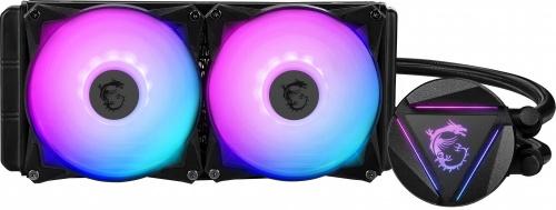 MSI MAG Coreliquid 240R Enfriamiento Líquido para CPU, 2x 120mm, 500-2000RPM