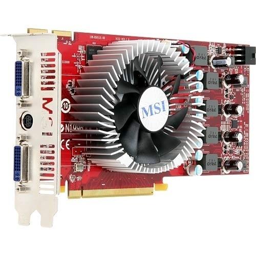 Tarjeta de Video MSI AMD Radeon HD 4830, 512MB 256-bit GDDR3, PCI Express x16