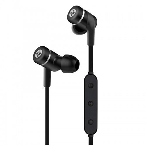 Naceb Technology Audífonos Intrauriculares Deportivos NA-0306, Inalámbrico, Bluetooth, Negro