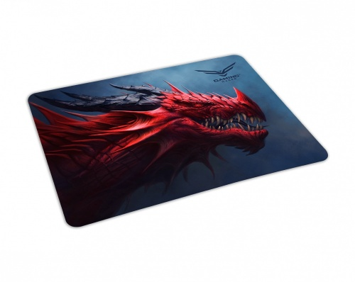 Mousepad Gamer Naceb Dragon X, 31.6 x 24cm, Multicolor