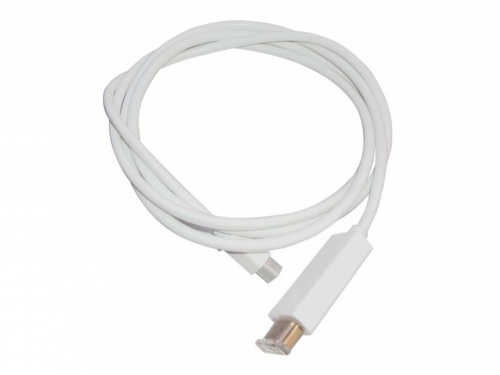 Naceb Cable HDMI Macho - mini DisplayPort Macho, 1.5 Metros, Blanco