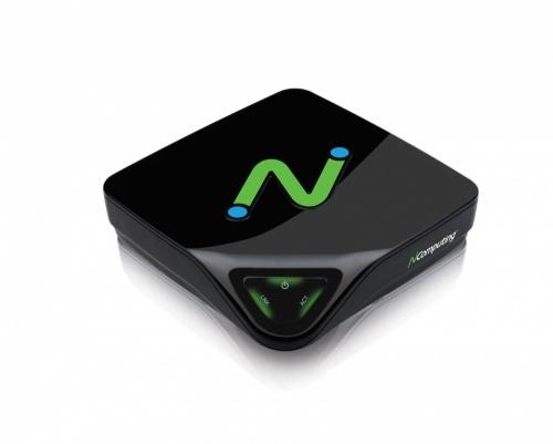 nComputing L300 Thin Client para vSpace, 1x RJ-45, 4x USB 2.0, Negro