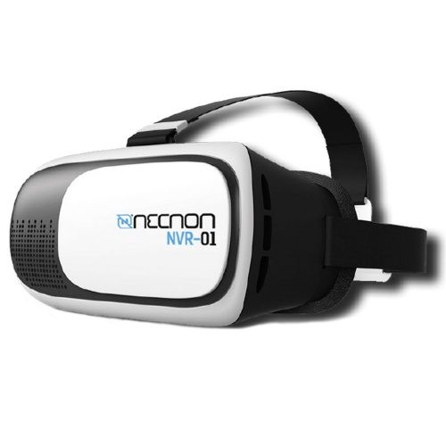 """Lentes de Realidad Virtual Necnon Trade NVR-01, para Smartphone max. 6"""", 95°"""