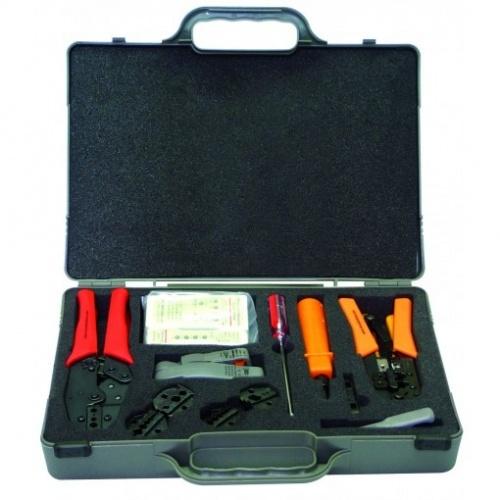 Nexxt Solutions Kit de Herramientas para Preparación de Cables