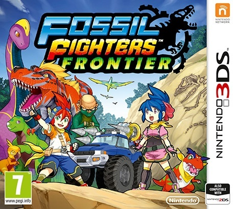 Fosil Fighters Frontier, para Nintendo 3DS