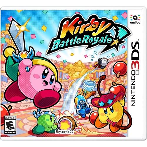 Nintendo Kirby Battle Royale, para Nintendo 3DS