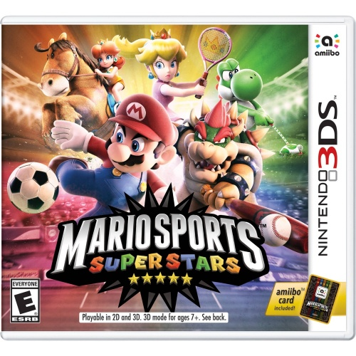 Nitendo Mario Sports Superstars, para Nintendo 3DS