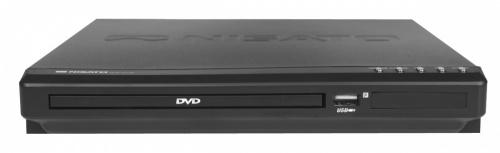 Nisato DVD Player NDVD-225USB, USB 2.0, Karaoke, Negro
