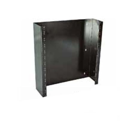 North System Bracket de Pared para Rack 19'', 4UR, Negro Liso