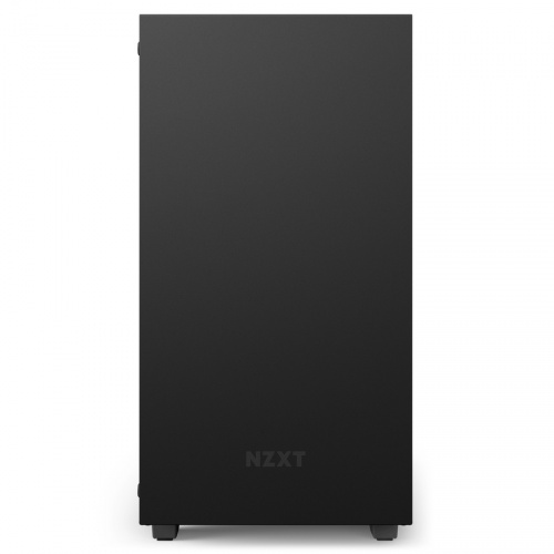 Gabinete NZXT H400i con Ventana, Tower, Micro-ATX/Mini-ITX, USB 3.0, sin Fuente, Negro