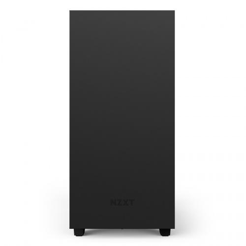 Gabinete NZXT H500 con Ventana, Midi-Tower, ATX/Micro-ATX/Mini-ITX, USB 3.0, sin Fuente, Negro