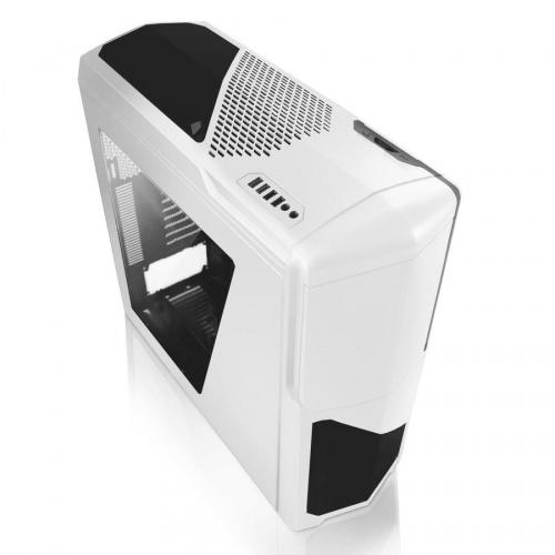 Gabinete NZXT Phantom 630 con Ventana, Ultra Tower, ATX/EATX/Micro-ATX/XL-ATX, USB 3.0, sin Fuente, Blanco