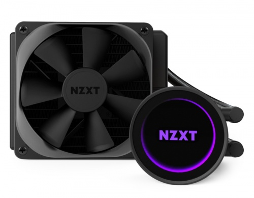 NZXT Kraken M22 Enfriamiento Liquido para CPU, 1x 120mm, 500 - 2000RPM