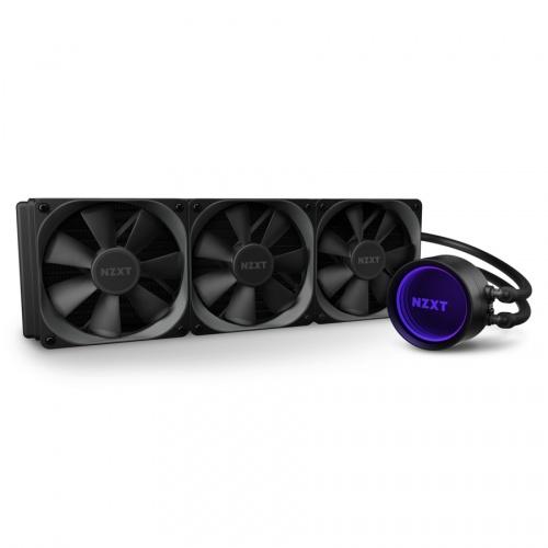 NZXT Kraken X73 Enfriamiento Liquido para CPU, 3x 120mm, 800 - 2800RPM