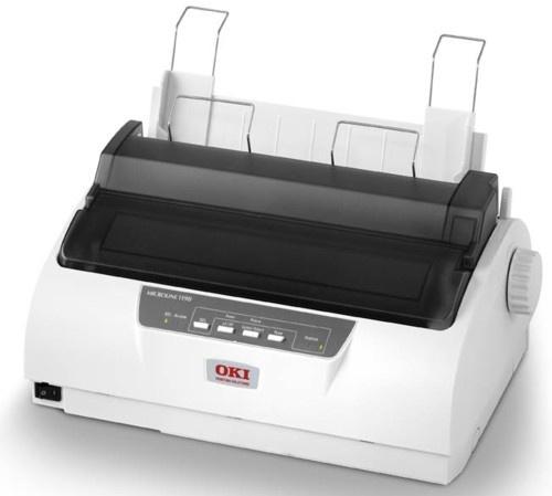 OKI ML 1120, Blanco y Negro, Matriz de Puntos, 9 Pines, Serial/USB, Print