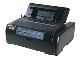 OKI MICROLINE 620 120V, Blanco y Negro, Matriz de Puntos, 9 Pines, USB 2.0, Print, Negro