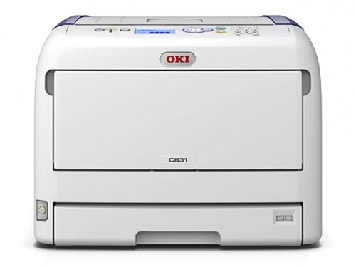 OKI C831n, Color, Inyección, Print