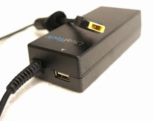 Cargador Ovaltech Compatible, 90W, 20V, para IBM/Lenovo