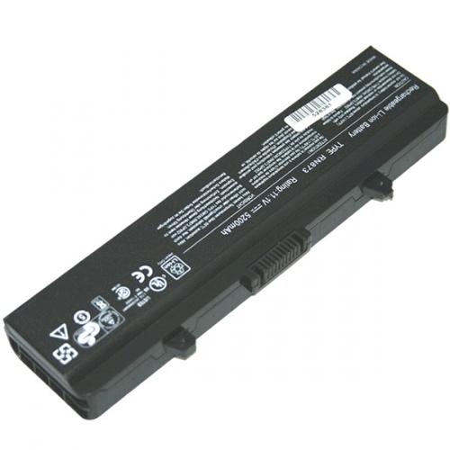 Batería OvalTech OTD1525 Compatible, Litio-Ion, 6 Celdas, 11.1V, 5200mAh