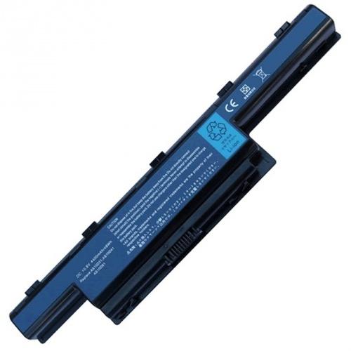 Batería Ovaltech OTR4551 Compatible, 6 Celdas, 11.1V, 4400mAh, para Aspire 5742/4252